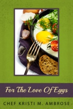 For Love of Eggs Cover Image